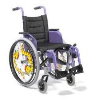 Location de matériel-chaise roulante pour enfant